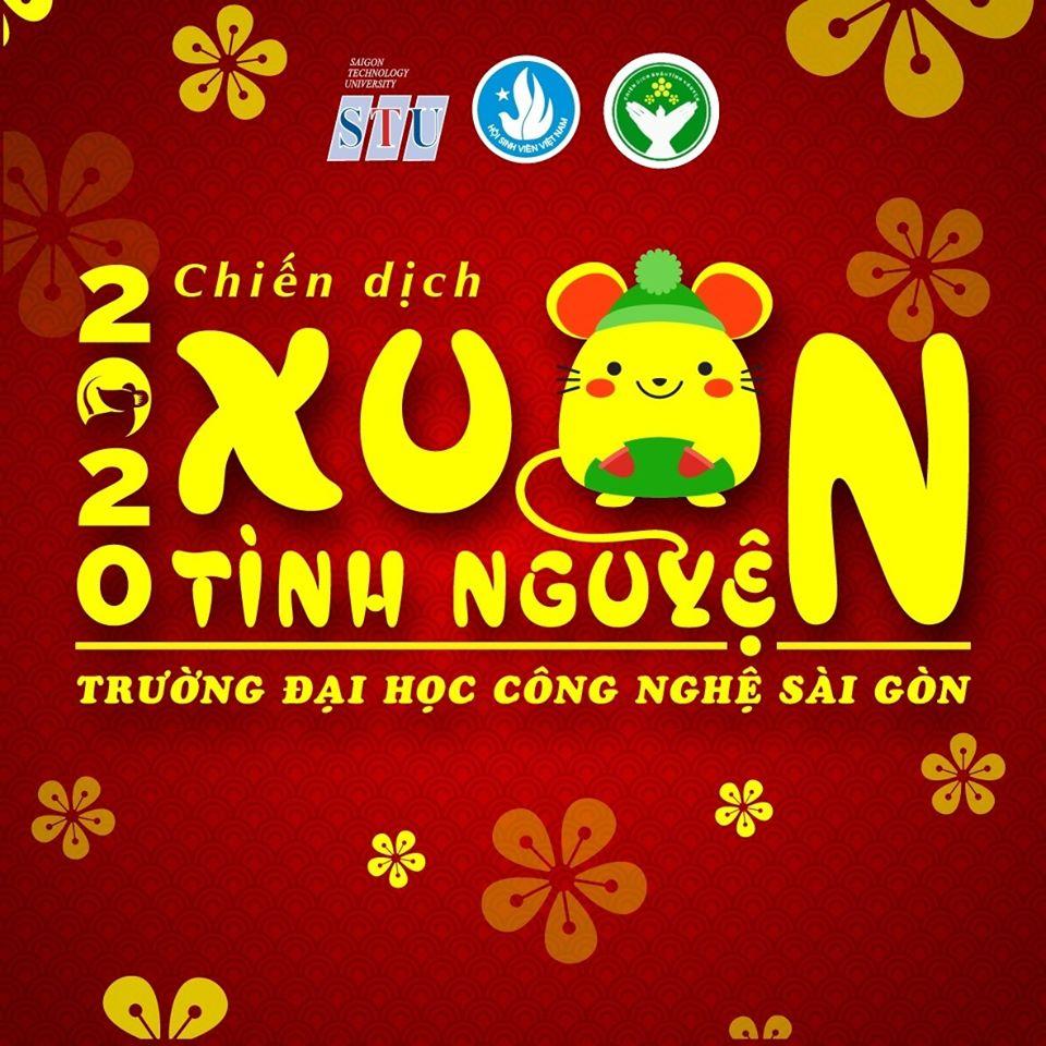 Lễ ra quân Chiến Dịch Xuân Tình Nguyện 2020 trường Đại học Công Nghệ Sài Gòn